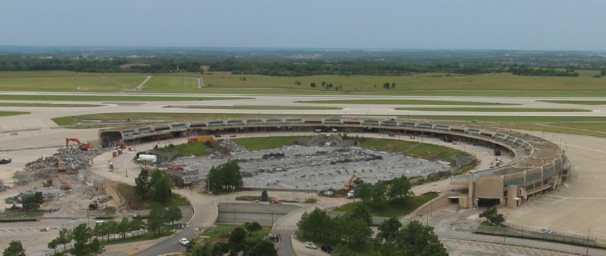 Build KCI - Demolition