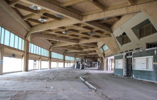 Interior Terminal Demolition - July 2019